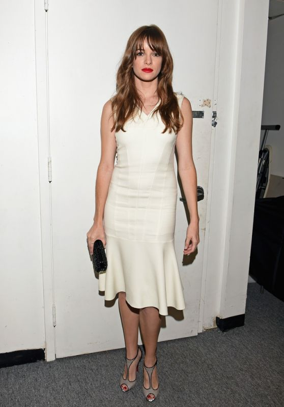 Danielle Panabaker - Derek Lam Fashion Show at New York Fashion Week, September 2015
