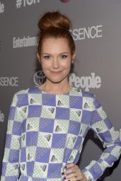Darby Stanchfield – ABC's TGIT Line-up Celebration in West Hollywood