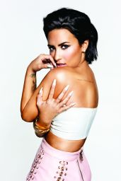 Demi Lovato - Confident Photoshoot - September 2015