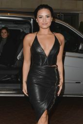 Demi Lovato Night Out Style - London, September 2015