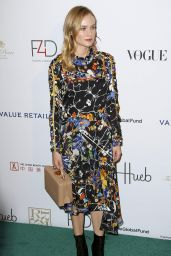 Diane Kruger - 2015 Fashion 4 Development