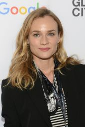 Diane Kruger – 2015 Global Citizen Festival in New York City
