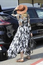 Diane Kruger Arrives at the Lido for the 72nd Venice Film Festival