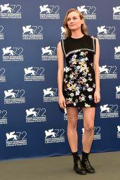 Diane Kruger - Venezia 72 Jury Photocall - Venice Film Festival