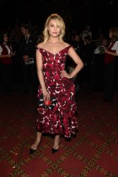 Dianna Agron – Marc Jacobs Show at Spring 2016 NY Fashion Week