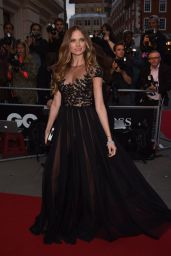 Doutzen Kroes - 2015 GQ Men Of The Year Awards in London