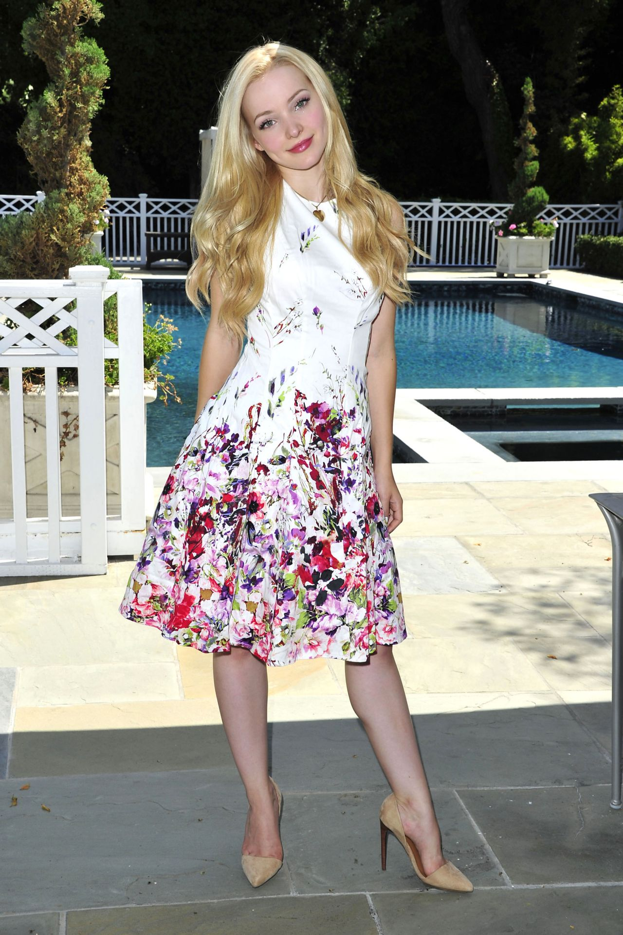 Dove Cameron - Photoshoot In Los Angeles, August 2015-4672