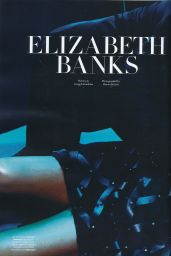 Elizabeth Banks - Flaunt Magazine Issue 142