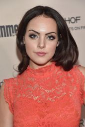 Elizabeth Gillies - 2015 Entertainment Weekly Pre-Emmy Party