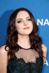 Elizabeth Gillies – Oceana Concert for our Oceans in Beverly Hills, September 2015