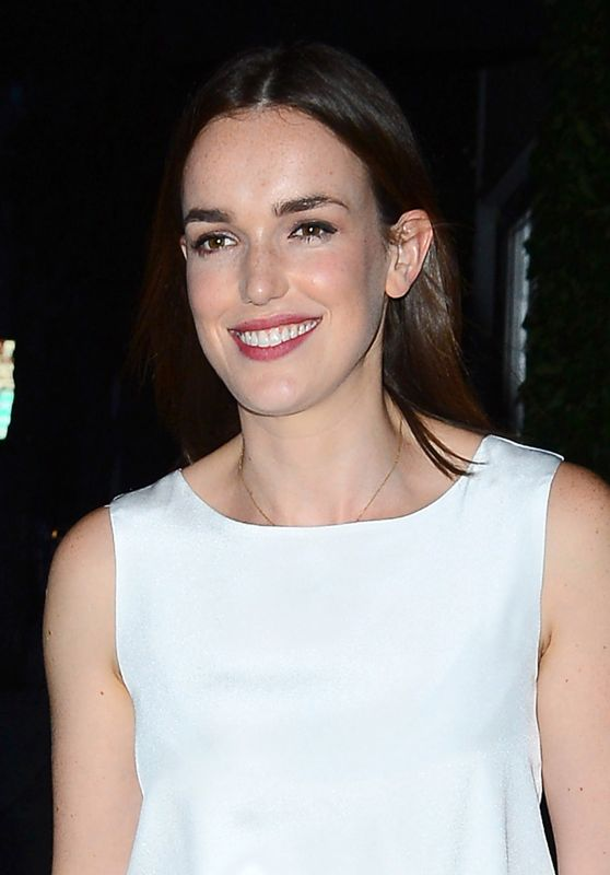 Elizabeth Henstridge - The A List 15th Anniversary Party