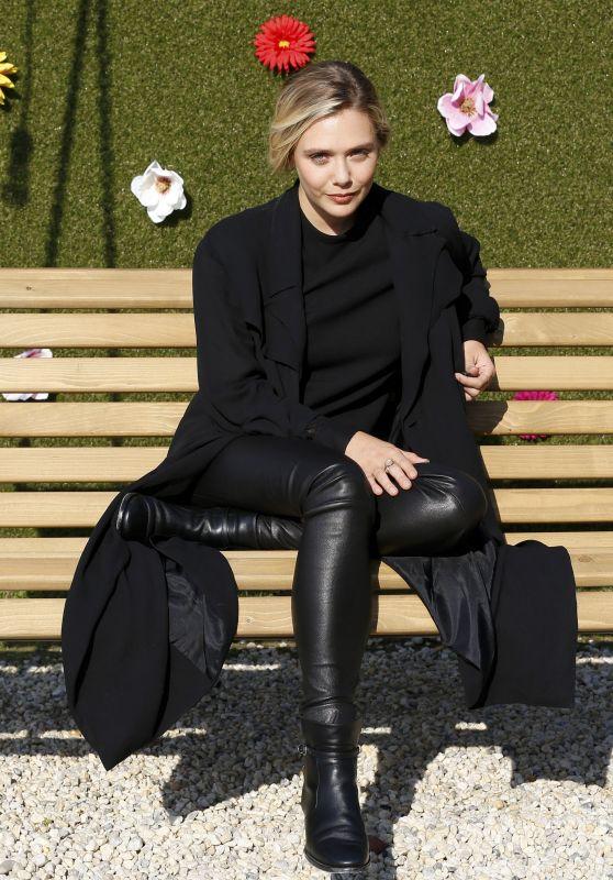 Elizabeth Olsen - 41st Deauville American Film Festival Photocall