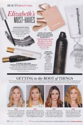 Elizabeth Olsen - Instyle Magazine USA August 2015