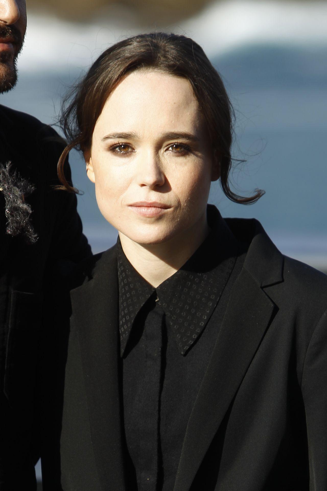 Ellen Page - 'Freeheld' Photocall - 63rd San Sebastian ... Ellen Page