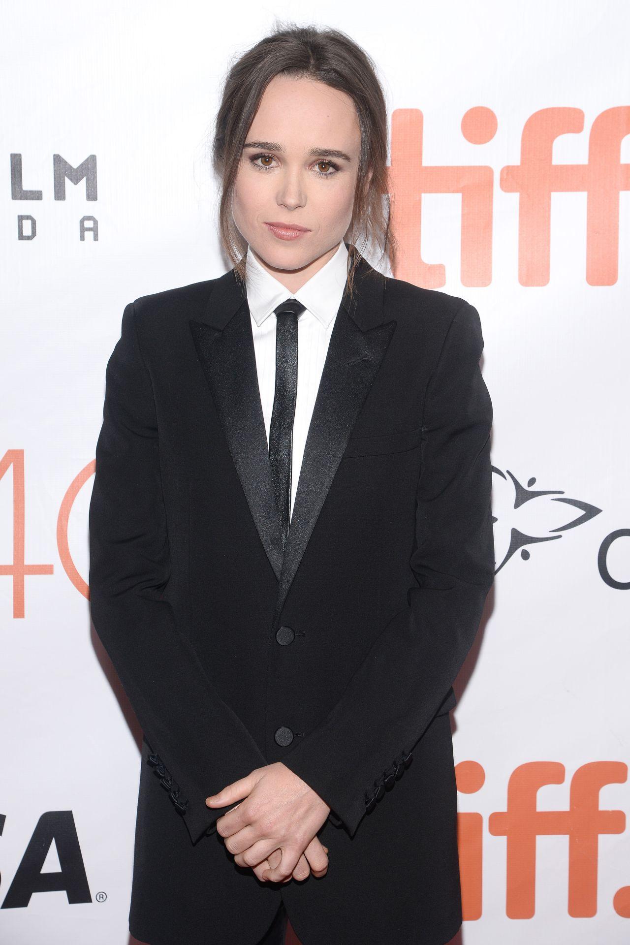 Ellen Page – 'Freeheld' Premiere 2015 TIFF in Toronto Ellen Page