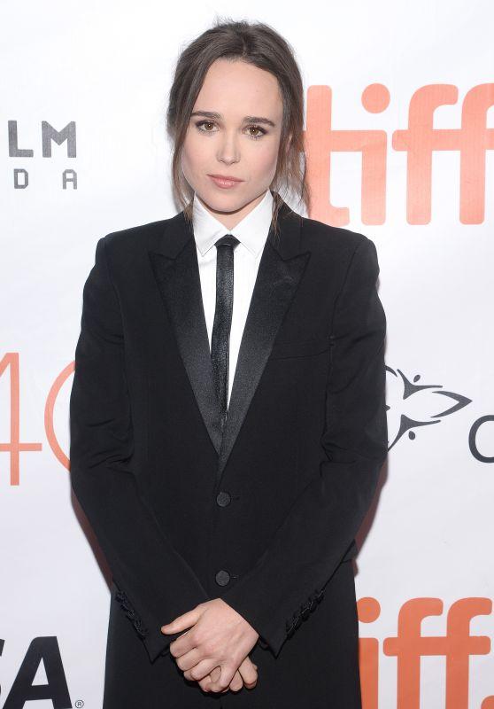 Ellen Page -