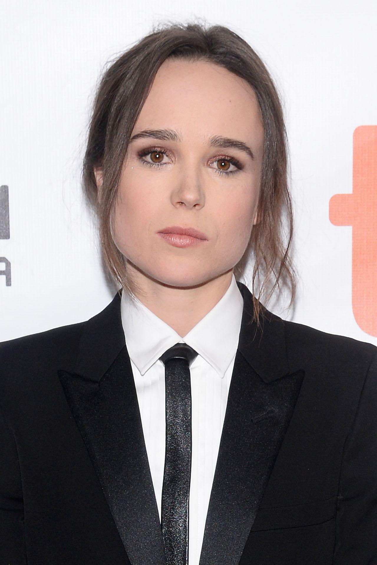 Ellen Page - 'Freeheld' Premiere 2015 TIFF in Toronto эллен пейдж