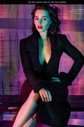 Emilia Clarke - GQ Magazine - GQ's Woman of the Year Issue - October 2015