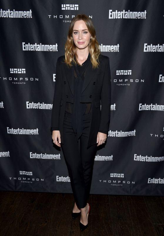Emily Blunt - EW