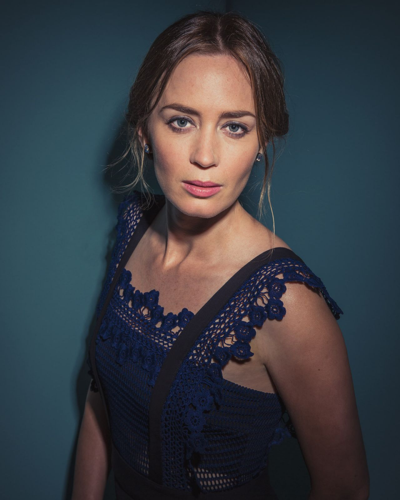 Emily Blunt Sicario Photoshoot For Toronto