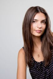 Emily Ratajkowski Photoshoot – August 2015 (+6 photos)