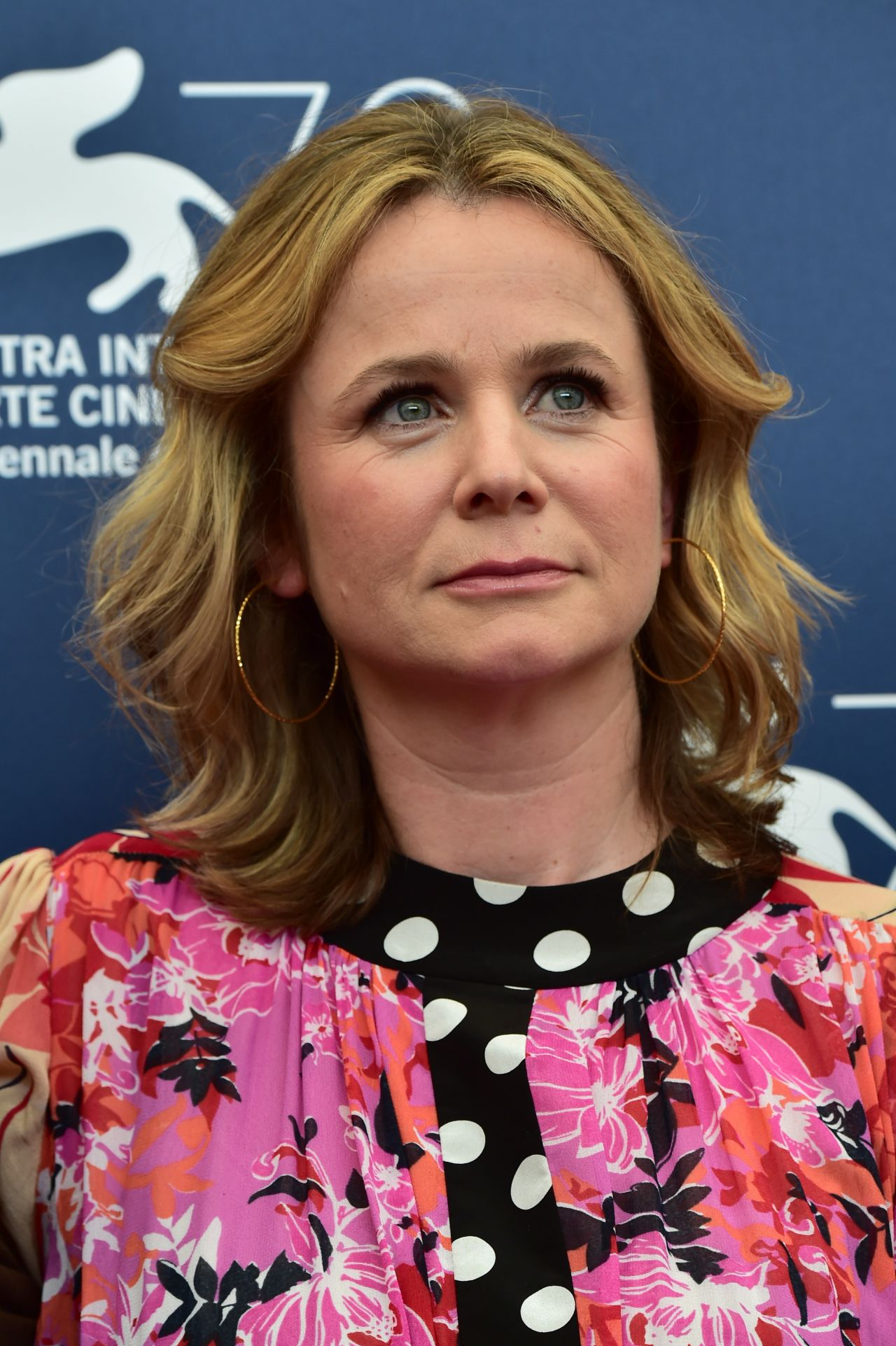 Emily Watson Everest Photocall 72nd Venice Film Festival