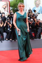 Emily Watson – Opening Ceremony and Premiere of 'Everest' – 2015 Venice Film Festival