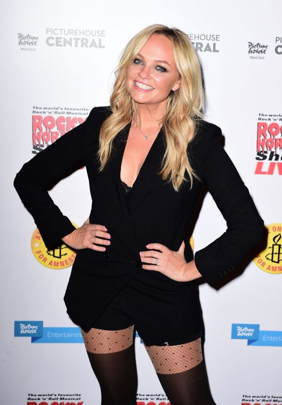 Emma Bunton - 2015 Rocky Horror Show Live Aftershow Party in London