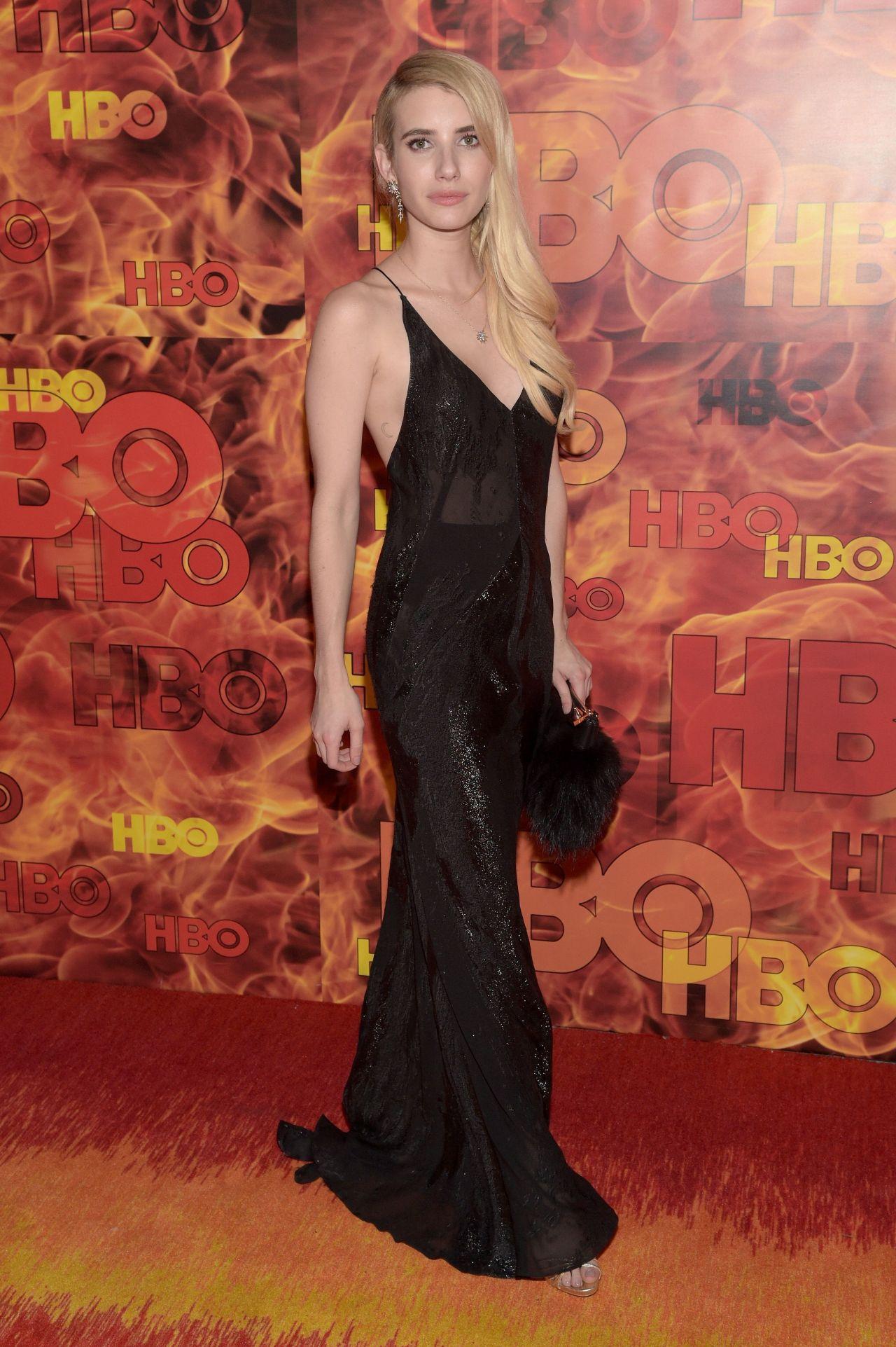 Emma Roberts - HBO