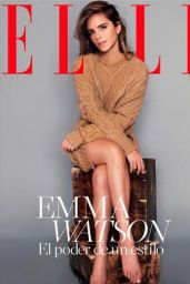 Emma Watson - Elle Magazine Spain October 2015 Issue