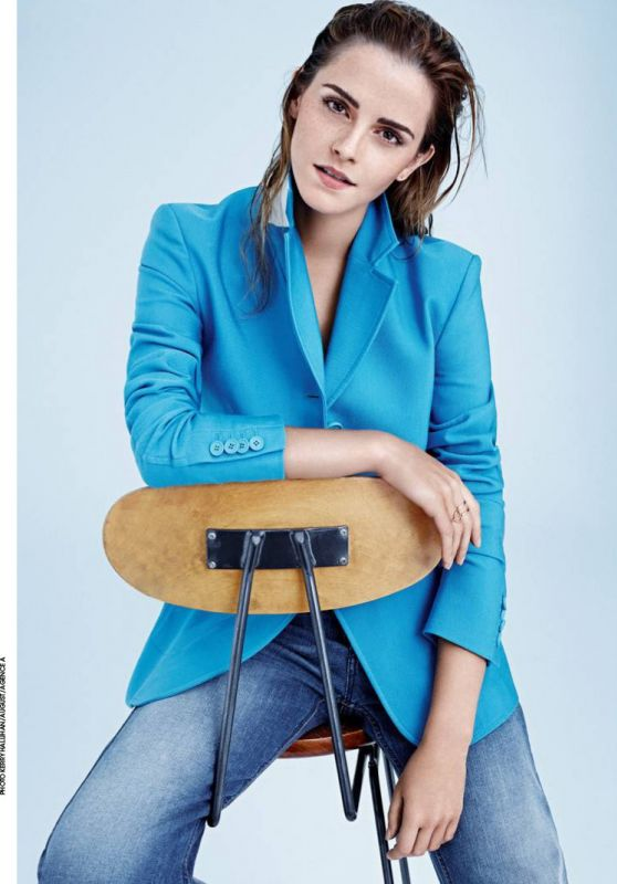 Emma Watson - Madame Figaro Magazine October 2015 Issue