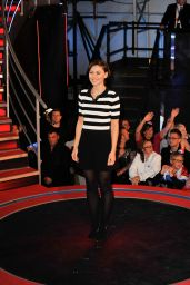 Emma Willis - Celebrity Big Brother 2015 in Borehamwood