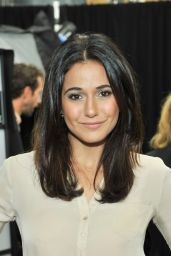 Emmanuelle Chriqui - W Magazine NKPR IT Lounge Studio at Toronto Film Festival