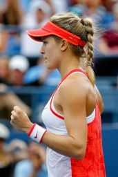 Eugenie Bouchard - 2015 US Open in New York City - Day 5