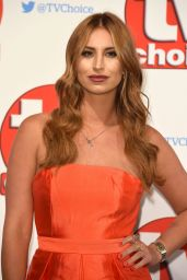Ferne McCann - TV Choice Awards 2015 in London