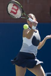 Flavia Pennetta - 2015 US Open in New York - 3rd Round
