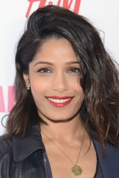 Freida Pinto - 2015 Global Citizen Festival in New York City