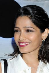 Freida Pinto – VIP Sneak Peek Of go90 Social Entertainment Platform in Los Angeles