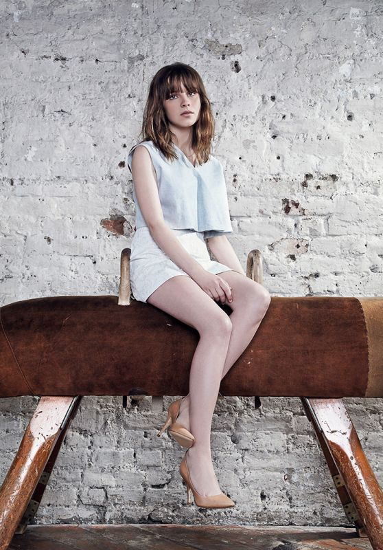 Gabrielle Aplin Photoshoot (2015)