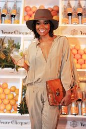 Gabrielle Union - Veuve Clicquot Rich Launch in Miami, September 2015