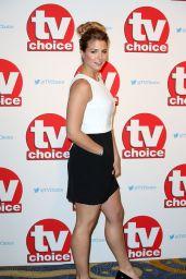 Gemma Atkinson - TV Choice Awards 2015 in London