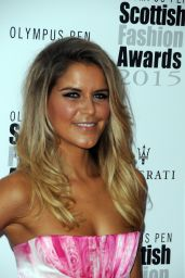 Gemma Oaten - 2015 Scottish Fashion Awards in London