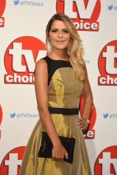 Gemma Oaten - TV Choice Awards 2015 in London