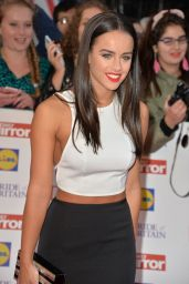 Georgia May Foote - Pride of Britain Awards 2015 in London