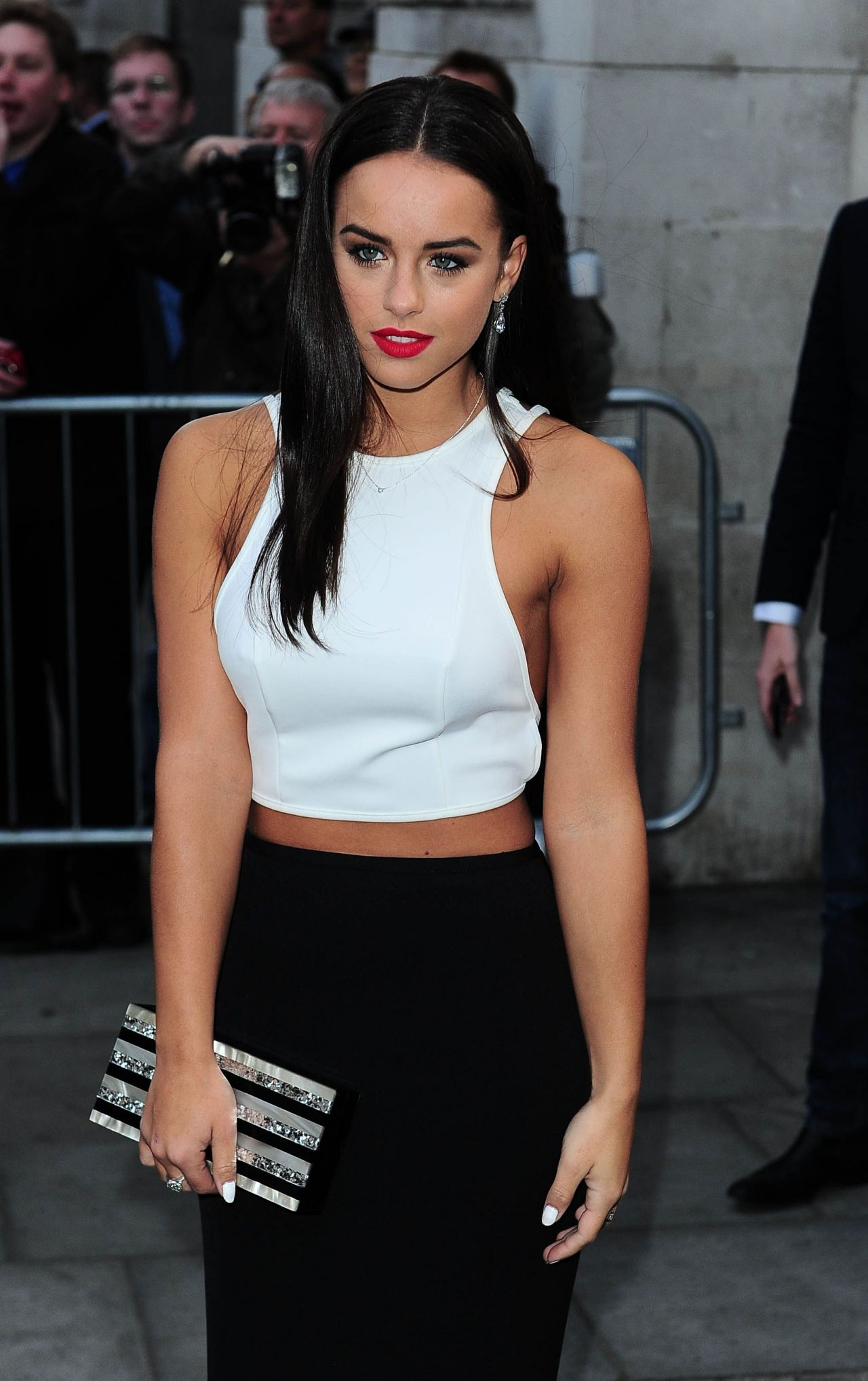 Georgia May Foote Pride Of Britain Awards 2015 In London