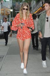 Gigi Hadid – Out in NYC, September 2015