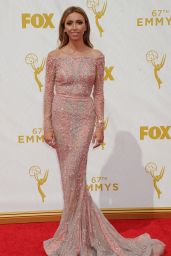 Giuliana Rancic – 2015 Primetime Emmy Awards in Los Angeles