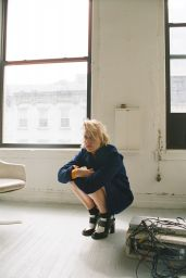 Greta Gerwig - Photoshoot for Dazed Magazine September 2015