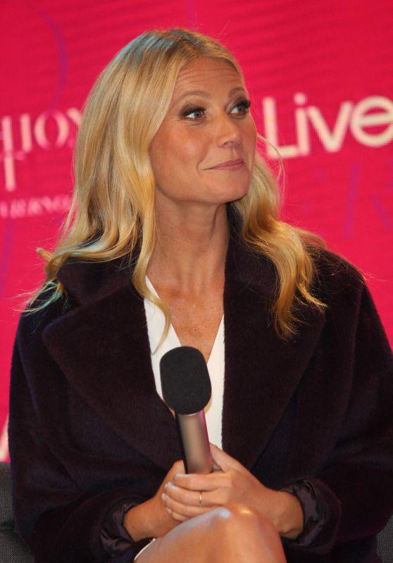 Gwyneth Paltrow - Liverpool Fashion Fest Autumn/Winter 2015 in Mexico City Press Conference