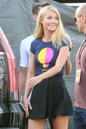 Gwyneth Paltrow - Think It Up Education Initiative Telecast, September 2015